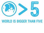 Dünya 5'ten büyüktür