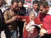 Barzani'yi Davutoğlu zannedince!