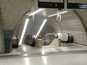 Metro kazasında yeni görüntüler