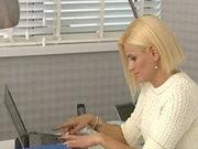 Kalekol mühendisi bir kadın