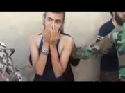 IŞİD militanları böyle yalvardı!