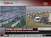 İstanbul'da bayram trafiği