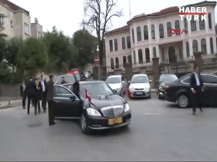 Cumhurbaşkanı Erdoğan oraya ilk kez gitti