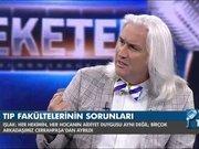 Teke Tek - Prof. Dr. Civan Işlak ve Prof. Veysi Demirbilek (02.09.2014)