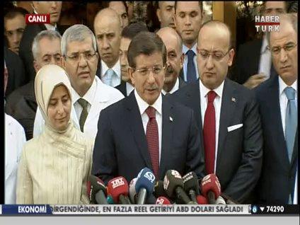 Başbakan Davutoğlu'ndan Kılıçdaroğlu'nun önerisine sert eleştiri