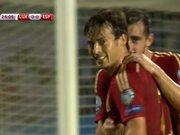 İspanya golü Silva'yla buldu!