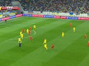 Ukrayna-Makedonya: 1-0