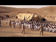 IŞİD kampında tekmeli 'eğitim'