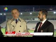 Fatih Altaylı'dan Türkiye -  Letonya maçı değerlendirmesi