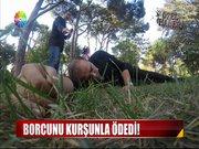 Polis esrarengiz cinayeti böyle çözdü!