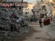 """Gazze'deki olaylar şiir oldu : """"Yaşayan Gazze"""""""