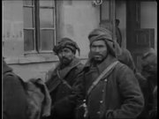 1.Dünya Savaşında esir Osmanlı askerleri!