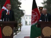 Cumhurbaşkanı Afganistan'da