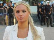 Kadın Gazeteci Serena Suruç'ta hayatını kaybetti