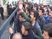 Ankara Üniversitesi'nde olaylar çıktı