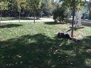 Gezi Parkı'nda ölü bulundu