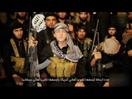 17 yaşındaki militan meydan okudu!