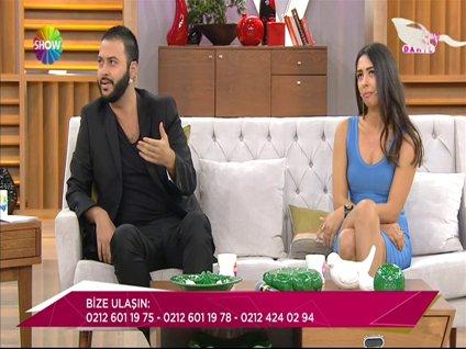 Caner ve Ayşegül'den Adanalı tartışması!