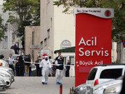 Ankara'daki İbni Sina Hastanesinde patlama