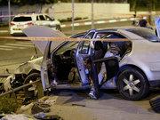 Kudüs'te korkunç kaza: 1 bebek öldü