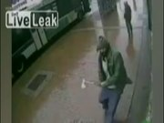 New York'ta baltalı saldırgan dehşeti