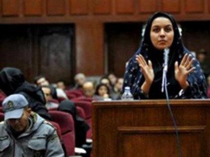 Reyhane Cabbari idamdan kurtulamadı