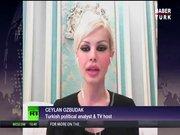 """""""Kedicik """" Rus televizyonuna konuştu"""