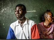 """Mısır'lı gazeteciden """"Ebola"""" görüntüleri"""