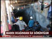 Karaman'da maden ocağında su baskını