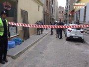 Tartıştığı kadını sokak ortasında yaraladı