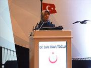 Dr. Sare Davutoğlu'ndan sitem