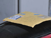 Konsolosluklara gönderilen zarflar