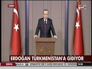Cumhurbaşkanı Erdoğan'dan 'Saray' açıklaması