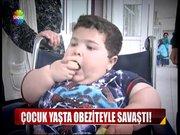 Çocuğunuz obez olmasın!