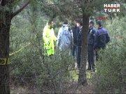 Kayıp genç ormanda toprağa gömülü bulundu!
