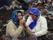 Çorum'da köy yangını: 30 ev kül oldu