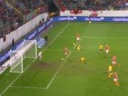 Shaqiri'den mükemmel bir gol