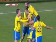 Karadağ-İsveç: 1-1