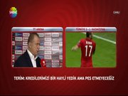 Fatih Terim'den maç sonu açıklamaları