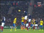 Fransa: 1 - İsveç: 0