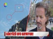 Gökyüzü UFO kaynıyor!
