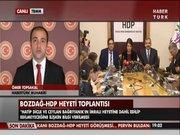 Bozdağ-HDP heyeti toplantısı