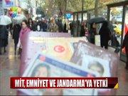 MİT, Jandarma ve Emniyet'e 'kişisel veri depolama' yetkisi
