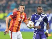 Galatasaray'dan Lige erken veda