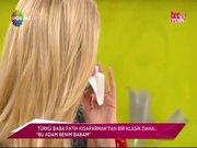 Çağla Şikel'i Ağlatan Türkü!