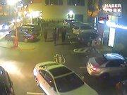 Tuğçe Albayrak'a saldırı anı güvenlik kamerasında