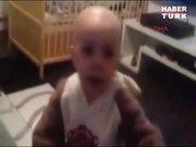 8 aylıkken rahim kanserine yakalandı