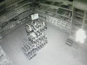Marketin içindeki esrarengiz olay