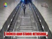Metro istasyonlarına dadandılar!