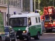 Almanya'da 3 Türk gözaltına alındı
